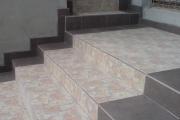 Dláždenie schodov