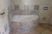 Kúpelňa po dokončení